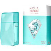 Perfume Aqua Feminino Kenzo Eau De Toilette 30Ml - Feminino-Incolor