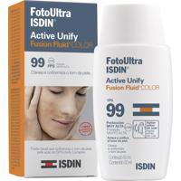 Clareador Facial Isdin Active Unify Color Fluído Fps99 50Ml