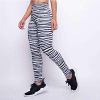 Legging Fitness Jacquard Line Branca Lg1407 Branco