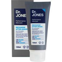Gel Pós Barba Dr. Jones Energizante Incolor 100Ml