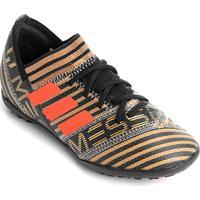 Chuteira Society Adidas Nemezis Messi 17 3 Tf Infantil - Masculino