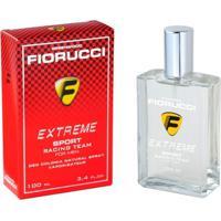Extreme Sport Racing Team For Men Fiorucci- Perfume Masculino - Deo Colônia 100Ml - Masculino-Incolor