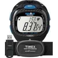 Relógio Timex Monitor Cardíaco Ironman Race Trainer Pro T5K489F7/Ti - Unissex