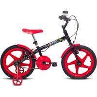 Bicicleta Verden Rock - Aro 16 - Sem Marchas Vermelho