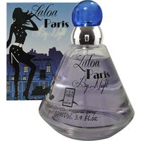Perfume Laloa Paris By Night Edt Feminino 100Ml - Feminino-Incolor