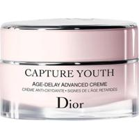 Creme Anti-Idade Dior - Capture Youth Advanced 50Ml - Unissex-Incolor