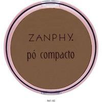 Pó Compacto Zanphy Linha Pele 60 Feminino - Feminino-Incolor