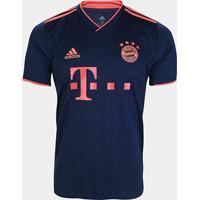 Camisa Bayern De Munique Third 19/20 S/Nº Torcedor Adidas Masculina - Masculino