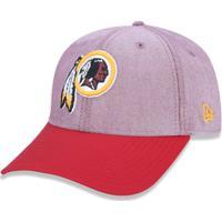 Netshoes  Boné 940 Washington Redskins Nfl Aba Curva Snapback New Era -  Masculino 87d2438b7e0