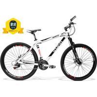 Bicicleta Gts Advanced New Aro 29 Freio Disco Câmbio Shimano 21 Marchas E Amortecedor - Unissex