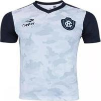 Camisa Topper Remo Treino Comissão Técnica 2016 - Masculino