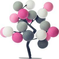 Árvore De Luz Hong Kong Cormilu Rosa - Tricae