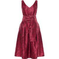 Vestido Jacquard Red Ariana