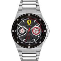 Relógio Scuderia Ferrari Masculino Aço - 830535
