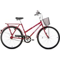 Bicicleta Utilitária Onix Vb Aro 26 Houston Multicolorido