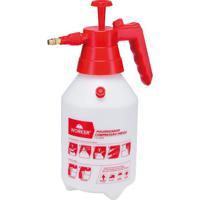 Pulverizador De Compressão Prévia 1,5 Litros Worker Branco