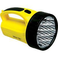 Lanterna Holofote 19 Leds Recarregável Bivolt Led-706 Lemat
