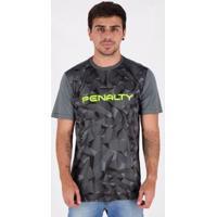 Camisa Penalty Geometric X Estampada Masculina - Masculino