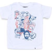 Tudo Junto - Camiseta Clássica Infantil