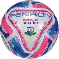 b99fbe345 Netshoes  Bola De Futsal Penalty Max 1000 Termotec - 541337 - Unissex