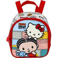 ef6721237 Lancheira Térmica Hello Kitty Mônica Bff