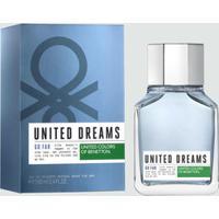 Perfume Masculino Benetton United Dreams Go Far - Eau De Toilette 100Ml