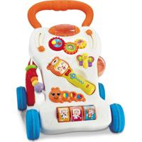 Andador Didático Musical Songs Baby Style - Tricae
