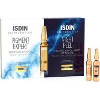 Kit Isdin Pigment Expert E Night Peel Ampolas Sérum Pigment Expert + Night Peel - Unissex-Incolor