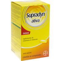 Supradyn Ativa Bayer 60 Comprimidos
