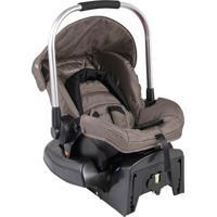 Bebê Conforto Lenox Kiddo Caracol Para Travel System Eclipse Marrom