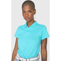 Camisa Polo Malwee Reta Lisa Azul