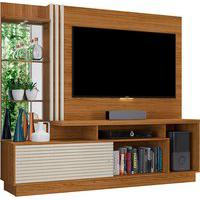 Home Theater Frizz Plus Naturale/Off White Madetec