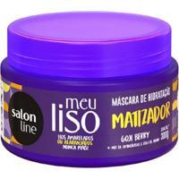 Salon Line Meu Liso Máscara Capilar Matizadora 300G - Unissex-Incolor