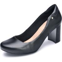 Sapato Neftali Comfort Clássico Preto