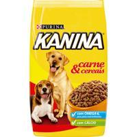 Ração Para Cães Kanina Adultos Sabor Carne & Cereais 18Kg