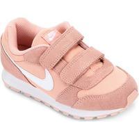 Tênis Infantil Nike Md Runner 2 Pe Velcro Psv - Masculino