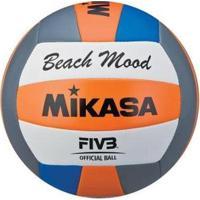 Bola De Vôlei De Praia Vxs-Bmd-O Padrão Fivb Mikasa - Unissex