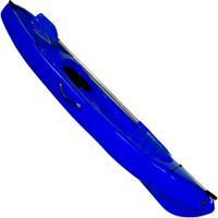Caiaque De Pesca Com 1 Remo Caiaker Pinguim - Azul