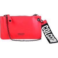 Bolsa Colcci Mini Bag Best Seller Sporting Feminina - Feminino-Vermelho