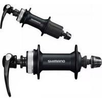 Cubo D/T Aluminio Shimano M4050 Alivio 8/9/10V Disco 32F - Unissex