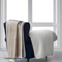 Cobertor Queen Size - Bege - 220X240Cmsultan