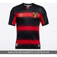 Camisa Sport Recife I 20/21 S/N° Torcedor Umbro Feminina - Feminino