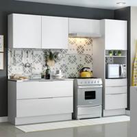 Cozinha Compacta Stella Smile 6 Pt 3 Gv Branco