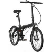 Bicicleta Dobrável Biceco Alloy Pick Up Aro 20 - Unissex