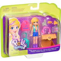Polly Pocket Kit De Viagem - Mattel - Kanui