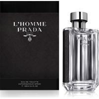 Perfume Masculino L'Homme Prada Eau De Toilette 100Ml - Masculino-Incolor