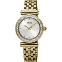 Relógio Seiko Feminino Srz468B1 B1Kx Dourado