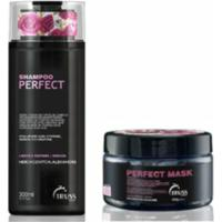Shampoo E Máscara Truss Herchcovitch ; Alexandre Perfect - Unissex