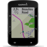 Ciclocomputador Garmin Edge 520 Plus Preto Gps Avançado Para Competiç