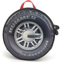 Lancheira Hummer 23X23X11 Cm Vermelho Luxcel